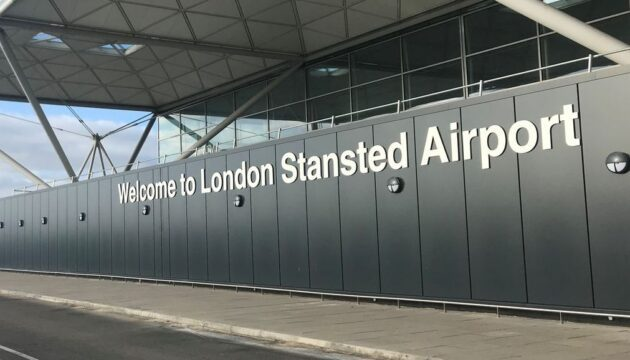 Летище Станстед