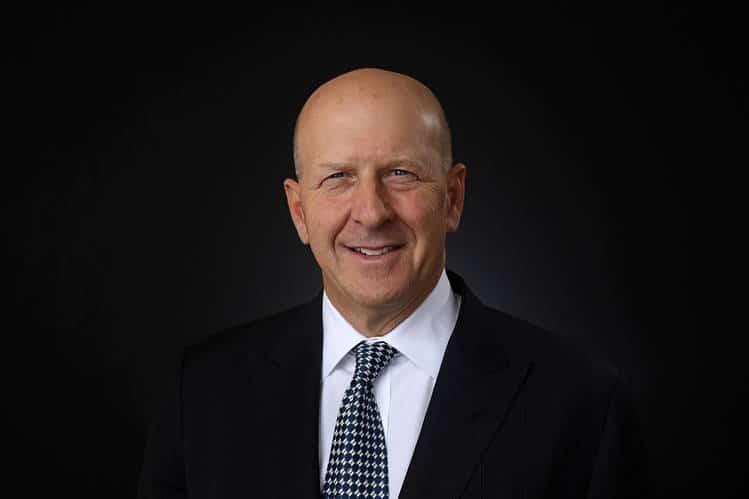 Goldman Sachs david Salomon